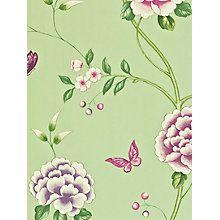 Buy Sanderson Pavilion Wallpaper Online at johnlewis.com
