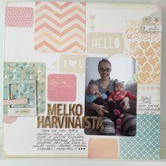 ninarsku.: scrapbook layout 6x6 paper pad