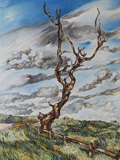 Buy Dead Tree, Painting by Austen Pinkerton on Artfinder. Discover thousands of other original paintings, prints, sculptures and photography from independent artists.