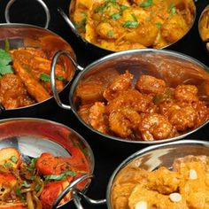 ten curry recipes