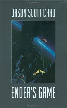 One of my favorites of all time.  Ender's Game - Orson Scott Card