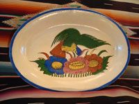 Mexican Vintage Pottery and Ceramics, Pottery from Tonala and Tlaquepaque at Pocas Cosas Mexican and Native American Indian Arts and Antiques