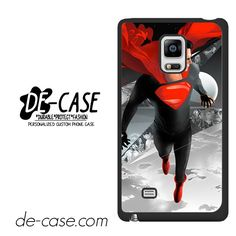 Superman Blue Darma DEAL-10292 Samsung Phonecase Cover For Samsung Galaxy Note Edge