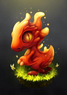 ArtStation - Concepts for Dragon Mania Legends, Eva Lara