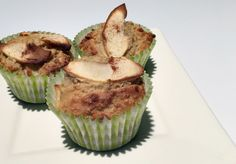 Apple, Macadamia and Quinoa muffins - North of Here