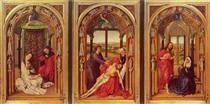 Mary Altarpiece - Rogier van der Weyden