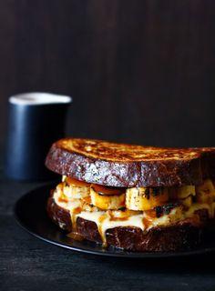 Brioche French Toast Sandwich