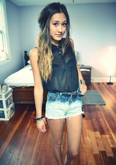 ombre hair,ombre shorts