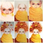 Colored pencil portraits by Morgan Davidson