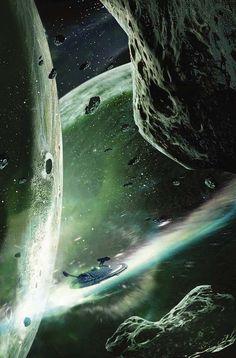 "scifi-fantasy-horror: "" `by Stephan Martiniere """