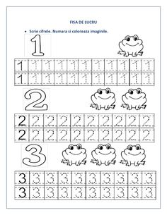 1 den 9 a Kadar Çizgi Çalışmaları Sayfası - Okul Öncesi Etkinlik Faliyetl. Preschool Number Worksheets, Preschool Writing, Numbers Preschool, Math Numbers, Preschool Learning, Worksheets For Kids, Kindergarten Worksheets, Preschool Activities, Teaching Kids