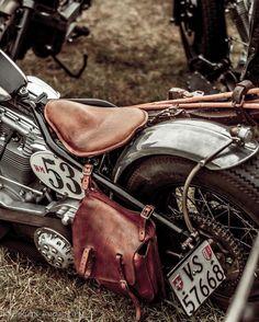 Biker for life — elegant-apparatus: @warsonmotors at...