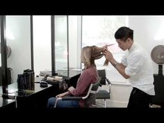The Style Editrix visits celebrity stylist Ahn Co Tran to learn his tricks for styling the effortless beachy waves look!  A must watch if you are a fan of Tran's and Johnny Ramirez's work! @Cheryl Mortenson Heights