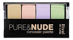 Neue Limited Edition von Rival de Loop: Pure & Nude steht in den Startlöchern!  http://www.mihaela-testfamily.de  #LimitedEdition #PureandNude #MakeUp #Beauty #Concealer #Eyeshadow #RivaldeLoop