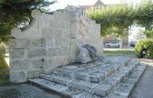 Monumento a la Batalla de Moclin en Medina de Rioseco
