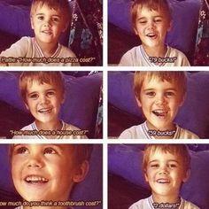 Little Justin:)