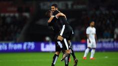 Swansea 0-3 Leicester City- English Premier League Result - http://www.77evenbusiness.com/swansea-0-3-leicester-city-english-premier-league-result/
