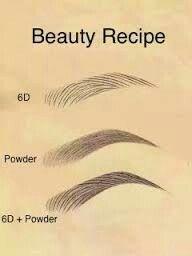 #permanent makeup eyebrow