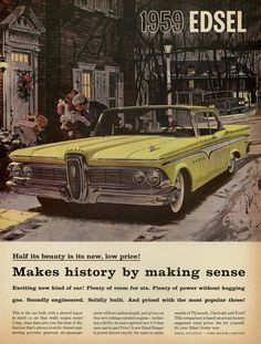 edsel |Pinned from PinTo for iPad|