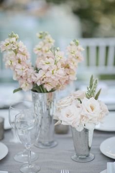 Simple and Feminine (Photography By / http://joielala.com,Design   Planning By / http://amorologyweddings.com)