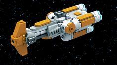 Lego Hammerhead Corvette   Star Wars (Micro)