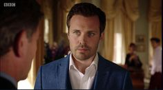 Oliver Valentine - James Anderson 19.50 James Anderson, Holby City