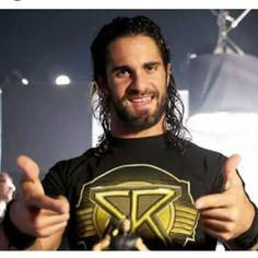 Rollins is the Future! Wwe Seth Rollins, Seth Freakin Rollins, Best Wrestlers, Burn It Down, Wwe World, Smile Photo, Roman Reigns, Hot Guys, Hot Men