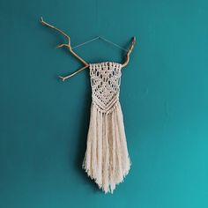"""92 Likes, 15 Comments - Amy Barker (@hitchandarrow) on Instagram: """"'Be still and the earth will speak to you' Navajo proverb. This little wall hanging reminds me of…"""""""