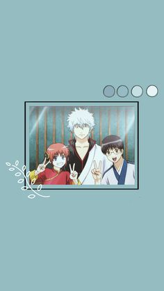 Manhwa, Gintama Wallpaper, Anime Stuff, Fan Art, My Favorite Things, Movie Posters, Backgrounds, Backgrounds, Board