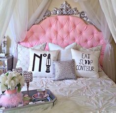 Absolutely no pink but those time los angeles pillows!!