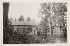 Lassilan talo (Iitti Saaroinen) Oksanen Aino, kuvaaja 1928