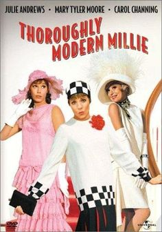 Thoroughly Modern Millie (1967) *** If feels a bit dated, and while rather fun over all, Carol Channing is the reason to watch it.