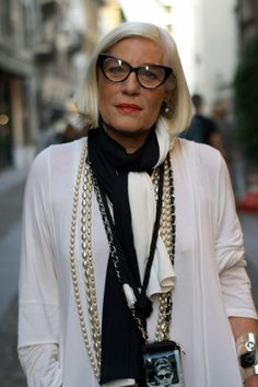 i can only hope to be this stylish when i'm older