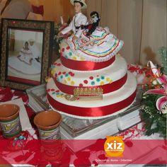 boda típica/wedding cake
