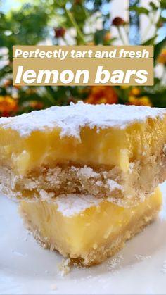 : A step-by-step recipe by Arla R .: A step-by-step recipe by Arla R Lemon Dessert Recipes, Lemon Recipes, Sweet Desserts, Desert Recipes, Just Desserts, Sweet Recipes, Baking Recipes, Cookie Recipes, Delicious Desserts
