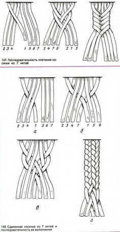Плетеные косички 2