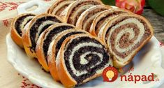 Sastojci Za testo: belanceta ml vrelog mleka gr ( 50 gr) mekog brašna gr s. Hot Dog Buns, Baked Goods, Sweet Recipes, Sushi, Food And Drink, Bread, Cookies, Ethnic Recipes, Desserts