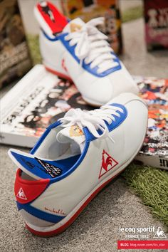 le coq sportif x michael law