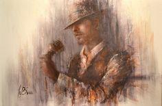 Rémi LaBarre, 1977 | Figurative painter | Tutt'Art@ | Pittura * Scultura * Poesia * Musica |