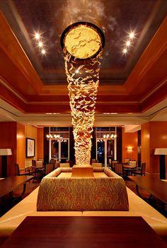 The Ritz-Carlton Dubai, International Financial Centre - Lasvit