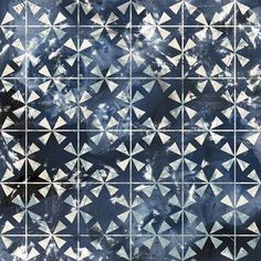 Framed Tile-Dye III Print Blue Art, Art Store, Pattern Art, Color Trends, Custom Framing, New Art, Framed Art, Color Schemes, Fine Art Prints
