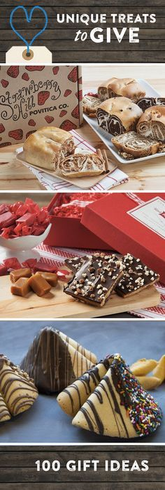 """Celebrate """"Anyone You Love Day"""" (instead of limiting it to a romantic Valentine's). These delicious treats will show some love to anyone important in your life."""
