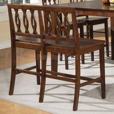 Richmond Counter Height Bench Steve Silver Furniture Furniture Cart