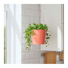 IKEA SOCKER hanging planter