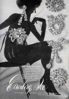 "Eisenberg ""Eisenberg Ice"" Vogue 1958"
