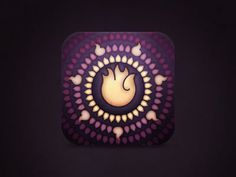 Showcasing beautiful icon designs from the iOS App Store Website Layout, Web Layout, Design Layouts, Design Responsive, Responsive Web, Web Design Mobile, Mobile Ui Patterns, Design Mandala, Application Icon