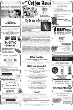 Coffee News Bilbao Nº1