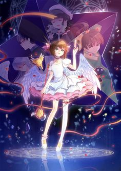 ~ :: Anime Art :: ~ Sakura Card Captor