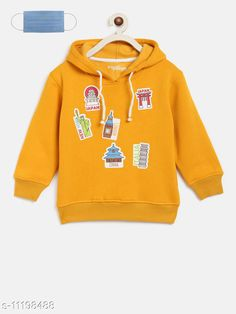 Sweatshirts & Hoodies Li'l Tomatoes Boys Sweatshirt With FREE 3-Ply Face Mask Fabric: Cotton Sleeve Length: Long Sleeves Pattern: Printed Multipack: 1 Sizes:  5-6 Years (Chest Size: 30 in, Length Size: 19 in)  11-12 Years (Chest Size: 36 in, Length Size: 23 in)  3-4 Years (Chest Size: 28 in, Length Size: 18 in)  12-18 Months (Chest Size: 24 in, Length Size: 14 in)  18-24 Months (Chest Size: 25 in, Length Size: 15 in)  7-8 Years (Chest Size: 32 in, Length Size: 20 in)  9-10 Years (Chest Size: 34 in, Length Size: 21 in)  2-3 Years (Chest Size: 26 in, Length Size: 16 in)  Country of Origin: India Sizes Available: 2-3 Years, 3-4 Years, 5-6 Years, 7-8 Years, 9-10 Years, 11-12 Years, 12-18 Months, 18-24 Months   Catalog Rating: ★4.4 (768)  Catalog Name: Lil Tomatoes Boys Sweatshirts with a Free Gift CatalogID_2088141 C59-SC1177 Code: 094-11198488-1521