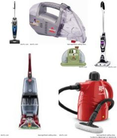 The Best Selling Top Rated Steam Carpet Cleaners. Compare Specs And ...